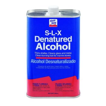 Denatured Alcohol Quart