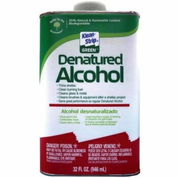 Klean-Strip QKGA75003 Denatured Alcohol