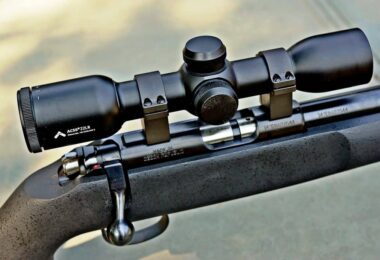 Best Scope For 22 Rifle