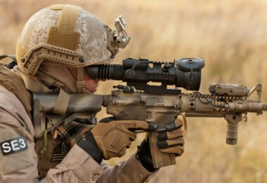 Best Night Vision Scope for AR 15 Rifle
