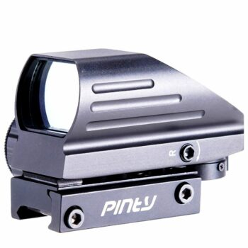 PINTY Red & Green Reflex Dot Sight