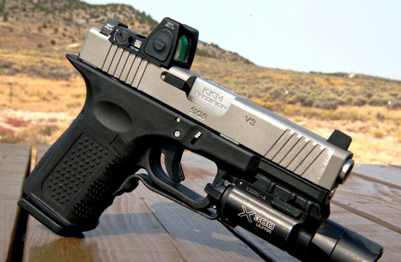 Best Pistol Reflex Sight