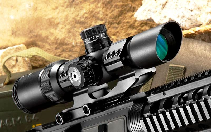 Best 1-4 Rifle Scopes
