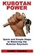Kubotan Instruction Book