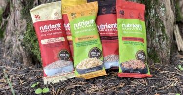 Survival Nutrients Survival Food