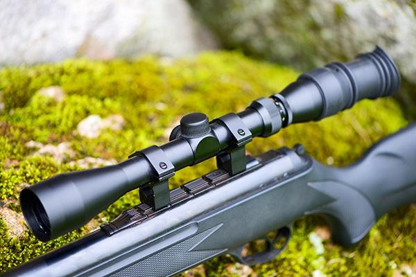 Lightweight variable pump target shooting