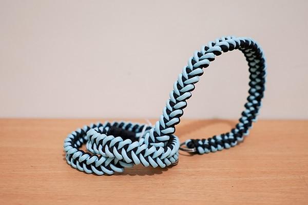 Paracord Bracelet Sharkbone Technique